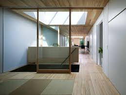 japanese office design. By Japanese Suppose Design Office. The Rectangular Building Has No Exterior Windows, However Consists Of Skylights, Allowing Natural Light Inside. Office