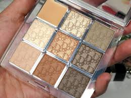 | Review | Dior Backstage Collection Eyeshadow Palette in Cool ...