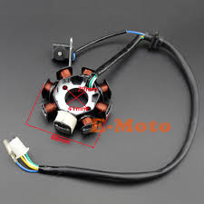 coil magneto online shopping the world largest coil magneto retail chinese scooter gy6 125cc 150cc 8 pole 8 coil magneto stator charging system 8 pole atv