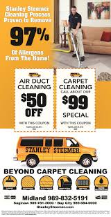 carpet cleaning flyer flyerviewer stanley steemer cleaning process proven to remove 97