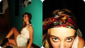 Brittany Mcdermott - Grandmothers Closet Headscarf, Charity Shop ...