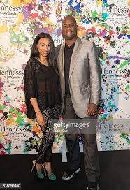 Texas quarterback and football legend, Vince Young and wife ...