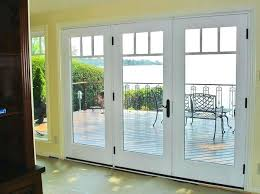 french doors with blinds. Exterior French Door Trim Fiberglass Doors Patio With Blinds .