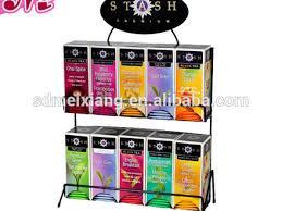 Tea Bag Display Stand Tazo Tea Rack Cosmecol 60