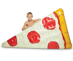<b>Матрас надувной Pizza</b> Slice купить за 2 300 руб. в Москве - DOM ...