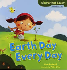 Earth Day Made Easy Sharing Kindergarten
