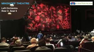 Minskoff Theatre Seating Chart Lion King The Lion King Seating Guide Minskoff Theatre Seating Chart
