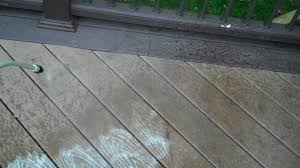 How to Clean a Composite Wood Deck