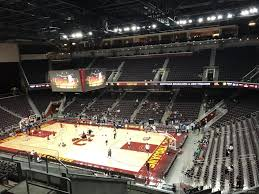 Awesome As Well As Stunning Galen Center Seating Chart
