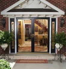 double storm doors. French Door Conversion Kit. Larson ( Double Screen Doors #5) Storm S