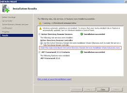 Windows Server 2008 R2 Versions Comparison Chart Install Active Directory Domain Controller In Windows Server