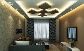 living room false ceiling design india designs for saint gobain gyproc