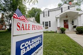 U.S. Existing-Home Sales Rose Nearly 25% in July - WSJ