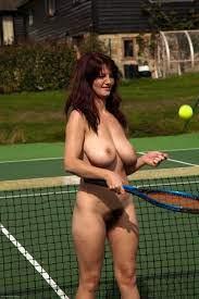 Big tits tennis naked