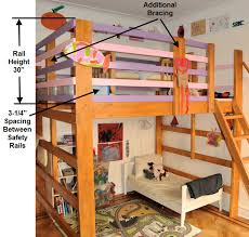 Loft Bed with Play Area above... this is what I want. I