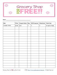 Grocery Shopping List Organizer Grocery Shopping List Organizer 12 Night Club Nyc Guide