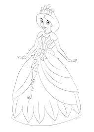 Coloriage Princesse Jasmine Disney Imprimer Sur Coloriages