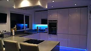 kitchen mood lighting. Room Mood Lighting Led Strip Lights In Kitchen Dining