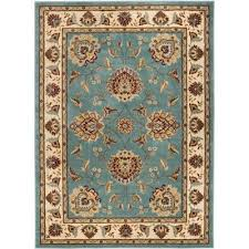 timeless abbasi light blue 11 ft x 15 ft traditional area