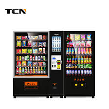 Hot Drink Vending Machines For Sale Unique China Tcn Beverage Snack Drink Combo Vending Machine Hot Sale