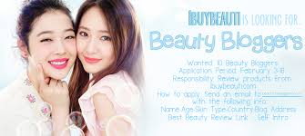 ibeauti is looking for 10 beauty gers