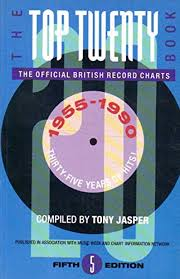 The Top Twenty Book The Offical British Record Charts 1955