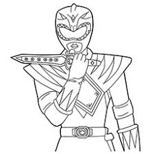 Small Picture Inspirational Power Rangers Coloring Pages The Green Ranger