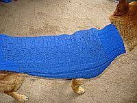 Free Knitted Dog Sweater Patterns Custom 48 Dog Sweater Patterns To Knit At DogCatPin