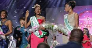 Image result for images of miss nigeria 2017