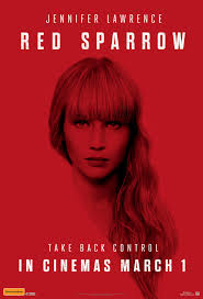 Film Review – Red Sparrow – Jason
