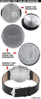 WHAT CAN BE ENGRAVED ON A WATCH Jewelry Secrets Extraordinary Watch Engraving Quotes