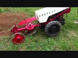 video 1 gravely tractor demonstration series 1962 gravely rotary Gravely Mower Ignition Switch Diagram at Gravely 5260 Wiring Diagram