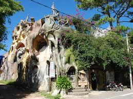 Best Price on Hotel Crazy House Dalat in Dalat, Vietnam
