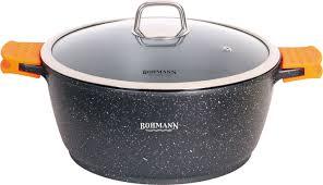 <b>Кастрюля из литого</b> алюминия BH - 7350-20MRB 2,2 литра ...