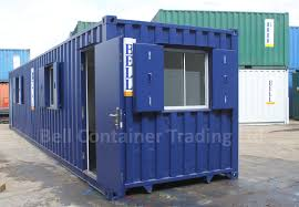 40ft container conversion ...