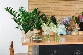 Modern Flower Shop Interior Design Small Business Modern Flower Shop Interior Elements Floral