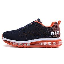 Walk Fit Size Chart Men Women Running Shoes Sports Trainers Walking Fitness Gym