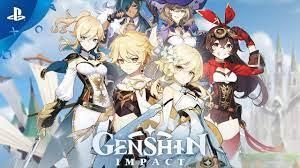 Genshin Impact   Gameplay Trailer