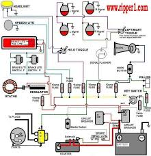 wiring diagram with accessory and ignition more motorcycle