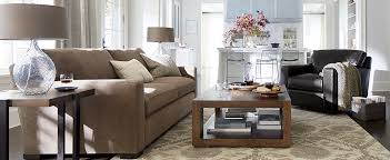 lounge room furniture layout. Contemporary Living Room Furniture Layout, Including A Tan Sofa, Dark Brown Chair And Wooden Lounge Layout