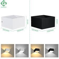 Großhandel Led Wandleuchte Licht Wandlampen Design Lichter Für