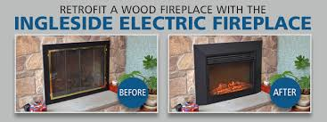 gas inserts for existing fireplaces. the ingleside electric fireplace insert is easy to install into an existing hearth.the features rubberized gas inserts for fireplaces