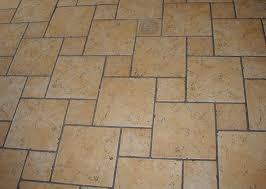 tile floor. Ceramic Tile Floor