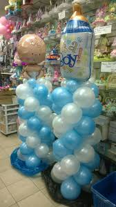 Baby Bottle Balloon Decoration Balloon Decor Gallery Simple Balloon Decoration For Baby Shower 59