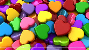3d colorful heart wallpapers. Brilliant Colorful Wallpapers For U003e 3d Colorful Heart Inside Wallpaper Cave