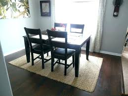 area rug under dining table area rugs for dining room rug dining room 6 sisal rug area rug under dining table