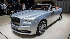 Rolls Royce Dawn Aero Cowling Introduced In Geneva Autoblog