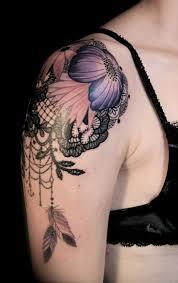 Awesome стильное тату ловец снов значение для девушек