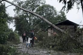 Hurricane Iota roars onto Nicaragua as ...