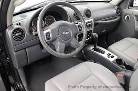 2006 jeep liberty limited 4wd suv 11632046 28